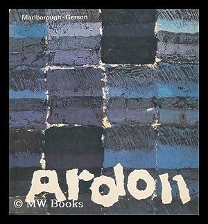 Mordecai Ardon - Aptl 1967 - Exhibition Catalogue: Marlborough-Gerson Gallery
