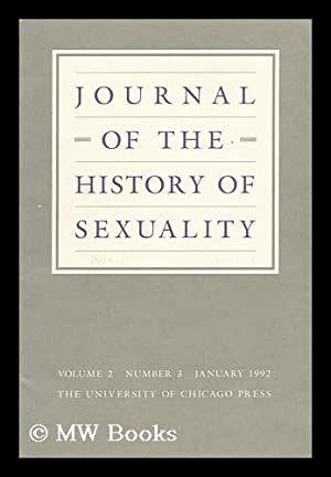 Journal of the History of Sexuality -: Bard College /