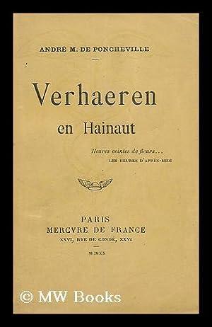 Verhaeren en Hainaut / par Andre M. de Poncheville: Mabille de Poncheville, A.