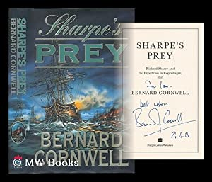 Sharpe's prey : Richard Sharpe and the expedition to Copenhagen, 1807: Cornwell, Bernard (1944...