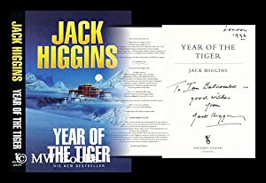 Year of the tiger / Jack Higgins: Higgins, Jack (1929-?)