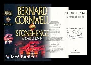 Stonehenge : a novel of 2000 BC / Bernard Cornwell: Cornwell, Bernard