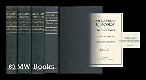 Abraham Lincoln : the war years /: Sandburg, Carl (1878-1967)