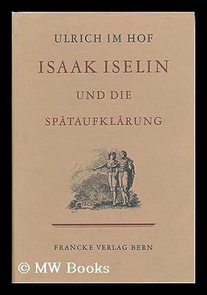 Isaak Iselin Und Die Spataufklarung: Im Hof, Ulrich
