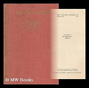 Private Gallery : a Collection of Stories / by Paul Tabori ; Wood Engravings by Biro [Pseud. ]...