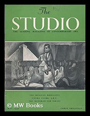 The Studio : the leading magazine of contemporary art : May 1956, vol. 151, no. 758: The Studio, ...