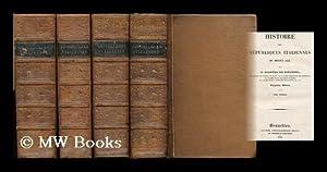 Histoire des Republiques Italiennes du Moyen Age / par M. Simonde de Sismondi [complete 8 ...