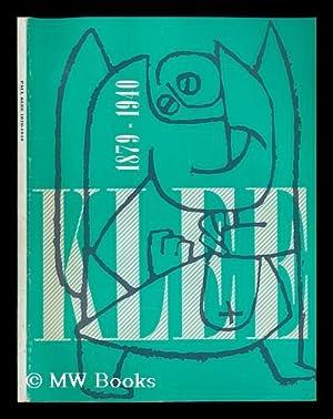 Paul Klee, 1879-1940; a Retrospective Exhibition: Klee, Paul (1879-1940)