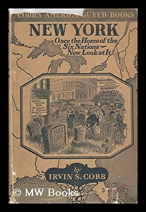 New York, by Irvin S. Cobb; with Illustrations by John T. McCutcheon: Cobb, Irvin S. (Irvin ...