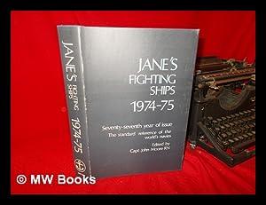 Jane's Fighting Ships 1974-75: Jane's Yearbooks