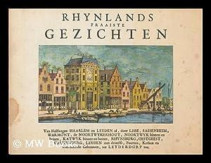 Rhynlands fraaiste gezichten : van halfwegen Haarlem en Leyden af . tot Leyderdorp toe: Foresta: ...