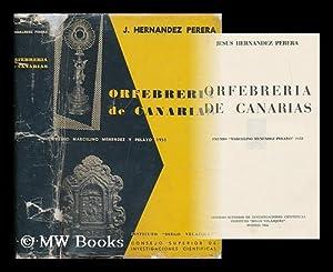 Orfebreria de Canarias: Hernandez Perera, Jesus