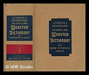 The Little & Ives Webster Dictionary and: Little & Ives,