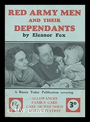 Red army men and their dependants : Fox, Eleanor.