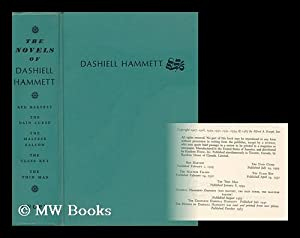 The Novels of Dashiell Hammett - [Contents: Hammett, Dashiell (1894-1961)