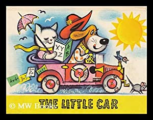 The Little Car (Children's Color Pop-Up Book): Kubasta, V. (Illus.