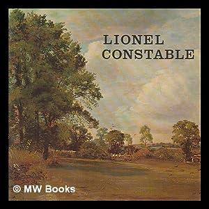 Lionel Constable / Leslie Parris and Ian: Constable, Lionel (1828-1887).