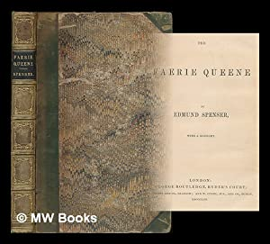 The Faerie Queene / by Edmund Spenser,: Spenser, Edmund (1552?