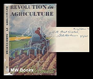 Revolution in agriculture / by G. A. Holmes: Holmes, George Andrew