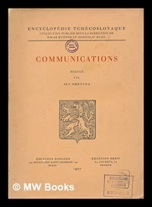 Communications / redige par Jan Smetana: Smetana, Jan, ed.