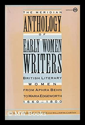 The Meridian Anthology of Early Women Writers: Rogers, Katharine M.