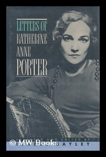 an analysis of the old mortality elements by katherine anne porter Pale horse, pale rider: three short novels by katherine anne porter - old mortality, part one, 1885-1902 summary and analysis.