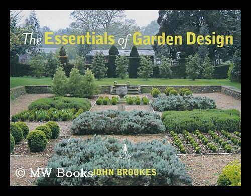 the essentials of garden design john brookes uniform title garden design course - Garden Design John Brookes
