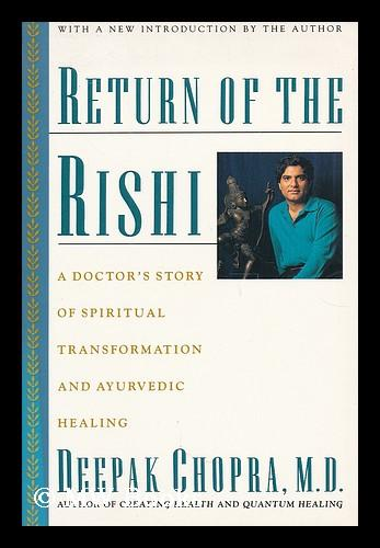 Return of the rishi : a doctor's story of
