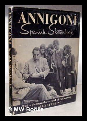 Annigoni : Spanish sketchbook / With a: Annigoni, Pietro (1910-1988)