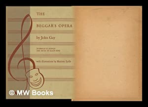 The beggar's opera : to which is: Gay, John (1685-1732).