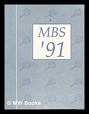 1991 miniature book exhibition catalog / compiled: Miniature Book Society.
