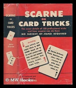 Scarne on Card Tricks: Scarne, John