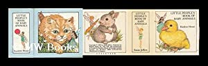 Little People's Book of Baby Animals /: Jeffers, Susan