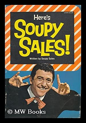 Here's Soupy Sales, by Soupy Sales and Boiney Stoones: Sales, Soupy and Stoones, Boiney