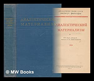 Dialekticheskii materializm [Dialectical Materialism. Language: Russian]: Aleksandrov, G F; ...