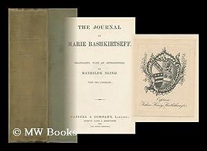 Journal of Marie Bashkirtseff. Translated, with an: Bashkirtseff, Marie