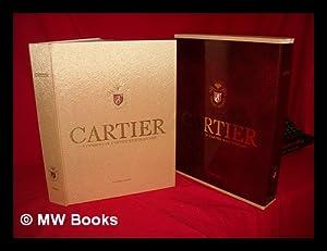 Cartier : a Century of Cartier Wristwatches: Gordon, George