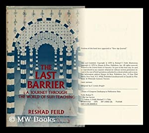 The Last Barrier / Reshad Feild ;: Feild, Reshad. Salik