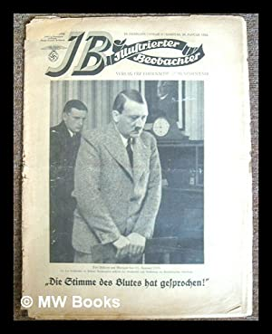 Illustrierter Beobachter : 10 Jahrgang / Folge: Eher-Verlag