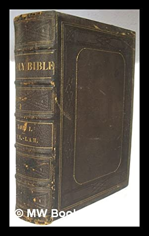 The Holy Bible containing the Old and: Bible. English. Authorized.