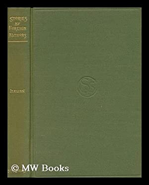 Stories by Foreign Authors, Italian: De Amicis, Edmondo