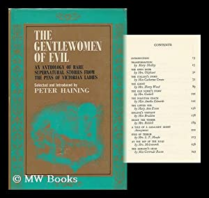 The Gentlewomen of Evil; an Anthology of: Haining, Peter (Comp.