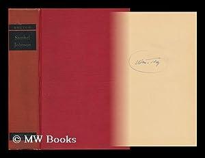 Samuel Johnson: Krutch, Joseph Wood