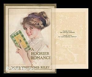 A Hoosier Romance, 1868; Squire Hawkin's Story,: Riley, James Whitcomb