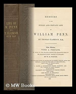 Memoirs of the Public and Private Life: Clarkson, Thomas (1760-1846)