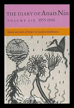 The Diary of Anais Nin - 1955-1966: Nin, Anais (1903-1977)