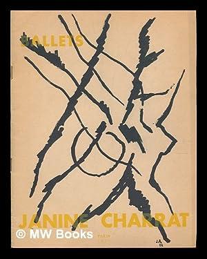 Ballet Janine Charrat - [Souvenir Program]: Theatre De L'Empire;