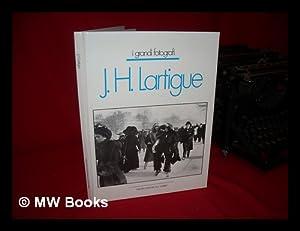 J.H. Lartigue. Series; I Grandi Fotografi: Lartigue,. J. H.