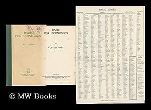 Basic for Economics, by L. W. Lockhart: Lockhart, L. W.
