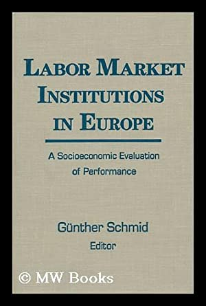 Labor Market Institutions in Europe : a Socioeconomic Evaluation of Performance / Gunther ...